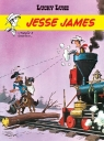 Lucky Luke Jesse James Goscinny Rene