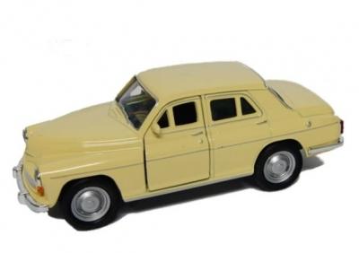 Welly samochody - modele z epoki PRL