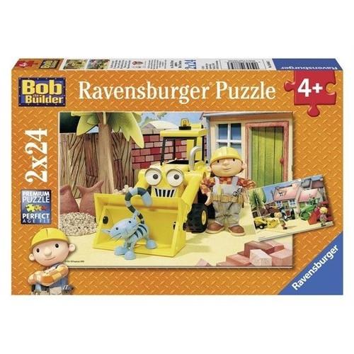 Puzzle Bob Budowniczy jest wiele do zrobienia 2x24 (088843)