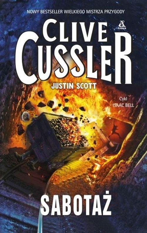 Sabotaż Cussler Clive, Scott Justin