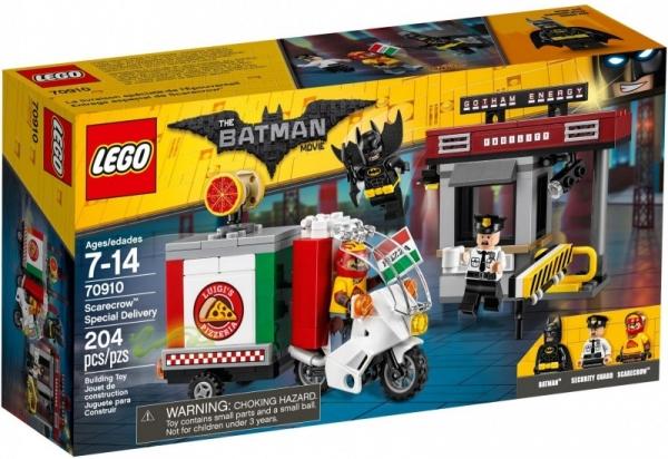 Lego Batman: Przesyłka specjalna Scarecrowa (70910)
