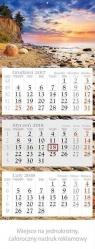 Kalendarz trójdzielny 2018 - Brzeg KE01
