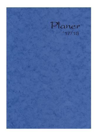 Planer A4/48K Książkowy