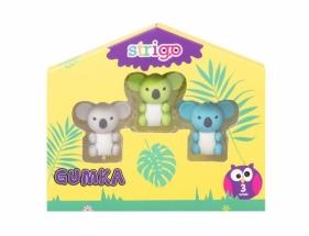 Gumki zwierzątka - Koala STRIGO