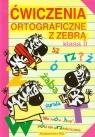 Ćwiczenia ortograficzne z Zebrą 2