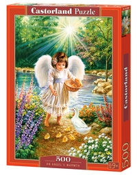 Puzzle :An Angel's Warmth 500 (B-52844)