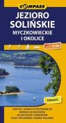 Jezioro Solińskie, Myczkowieckie i okolice Mapa turystyczna 1:25 000