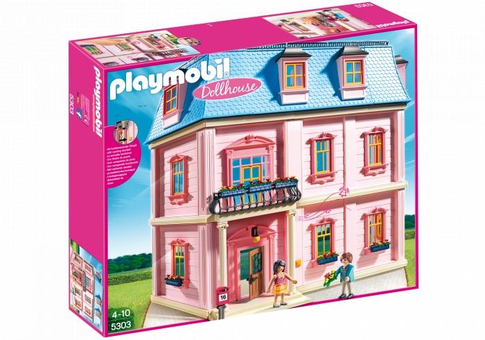 Romantyczny domek dla lalek (5303)