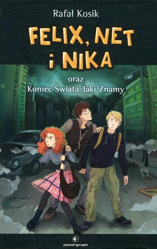 Felix, Net i Nika oraz Koniec Świata Jaki Znamy Kosik Rafał