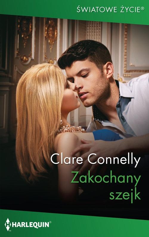 Zakochany szejk Connelly Clare
