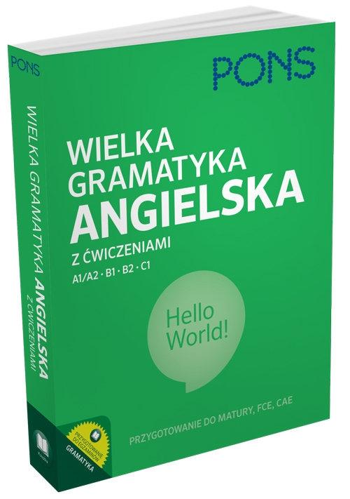 Wielka gramatyka angielska z ćwiczeniami Olejnik Donata
