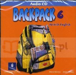 Backpack 6 Class CD