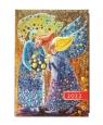 Terminarz A5 kolorowy 2022 - anioły