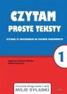 Moje sylabki - Czytam proste teksty cz.1 Agnieszka Fabisiak-Majcher, Elżbieta Ławczys
