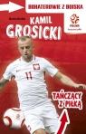 PZPN Bohaterowie z boiska Kamil Grosicki Tańczący z piłką