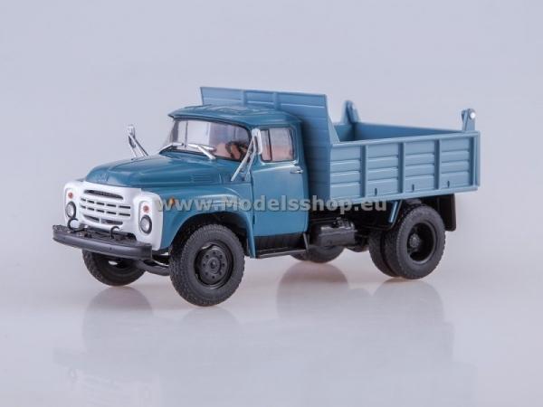 ZIL MMZ- 4502 Dump Truck (blue) (AI1120)