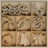 Dekoracje drewniane świąteczne (414456)