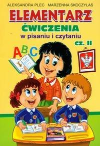 Elementarz Ćwiczenia w pisaniu i czytaniu Część 2 Plec Aleksandra, Skoczylas Marzenna