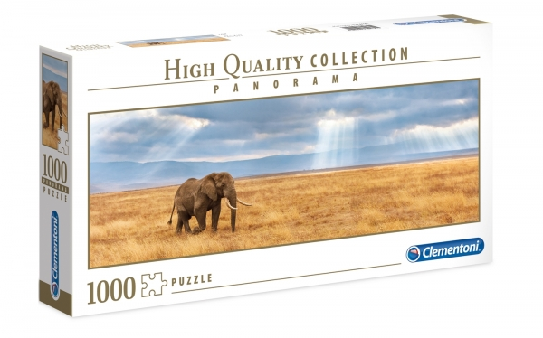 Puzzle 1000 High Quality Collection: Panorama Lost (39484)