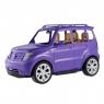 Barbie fioletowy samochodzik SUV (DVX58)