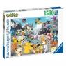 Puzzle 1500: Pokemon Classic (167845)