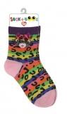 TY Fashion skarpetki Dotty - kolorowy Lampart