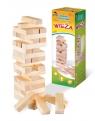 Drewniana wieża