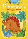 Pierwsze Kolorowanki - Dinozaury