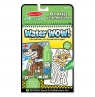 Kolorowanka Water Wow! - Zwierzęce Labirynty (MD19484) kolorowanka wodna