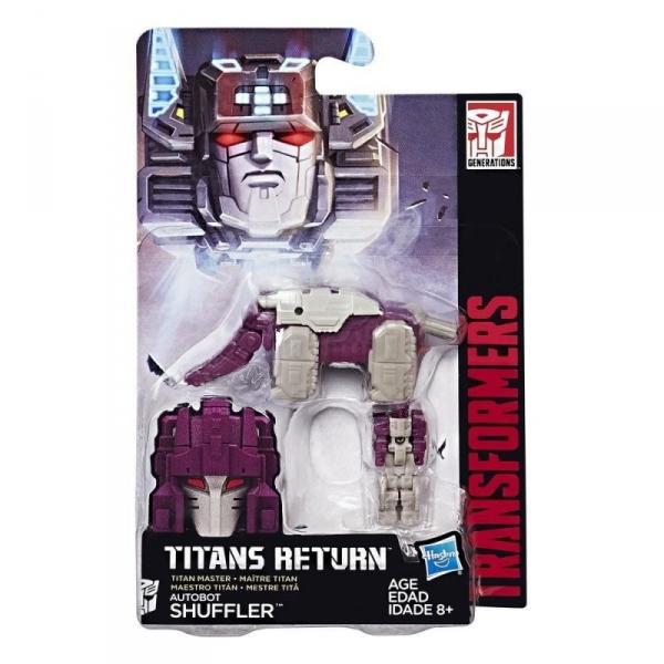 Transformers Generations Titan Masters Shuffler (B4697EU43/C1101)