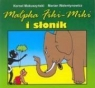 Małpka Fiki Miki i słonik