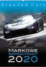 Kalendarz 2020 Reklamowy Markowe samochody RW24