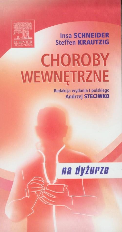 Choroby wewnętrzne Schneider Insa, Krautzig Steffen