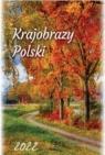 Kalendarz 2022 Ścienny Krajobrazy Polski ARTSEZON