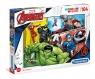 Puzzle SuperColor 104: The Avengers (27284)