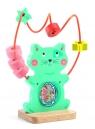 DJ06384 Zabawka zręcznościowa z dźwiękiem KOTEK (DJ06384 N)