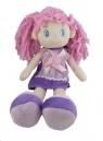 Lalka Marta fioletowa 35 cm