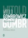 Aforyzmy Gombrowicz Witold