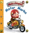 Mały chłopiec. Motor Marka w.2020