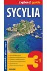 Sycylia 3w1 przew. + atlas + mapa