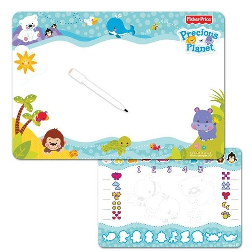 Tablica suchościeralna Fisher-Price