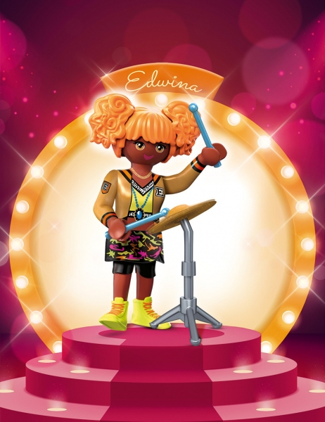 Playmobil EverDreamerz: Edwina - Music World (70584)