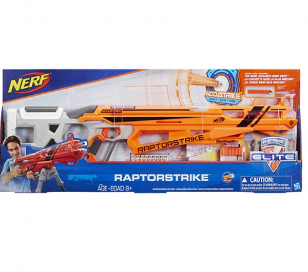 NERF Accustrike Raptorstrike (C1895)