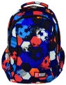 Plecak 3-komorowy Football