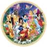 Puzzle okrągłe Disney Świat Disney'a 1000 (157846)