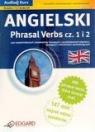 Angielski Phrasal Verbs część 1-2 + CD (Uszkodzone opakowanie)