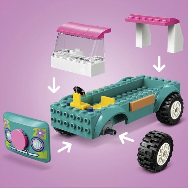 Lego Friends: Food track z sokami (41397)