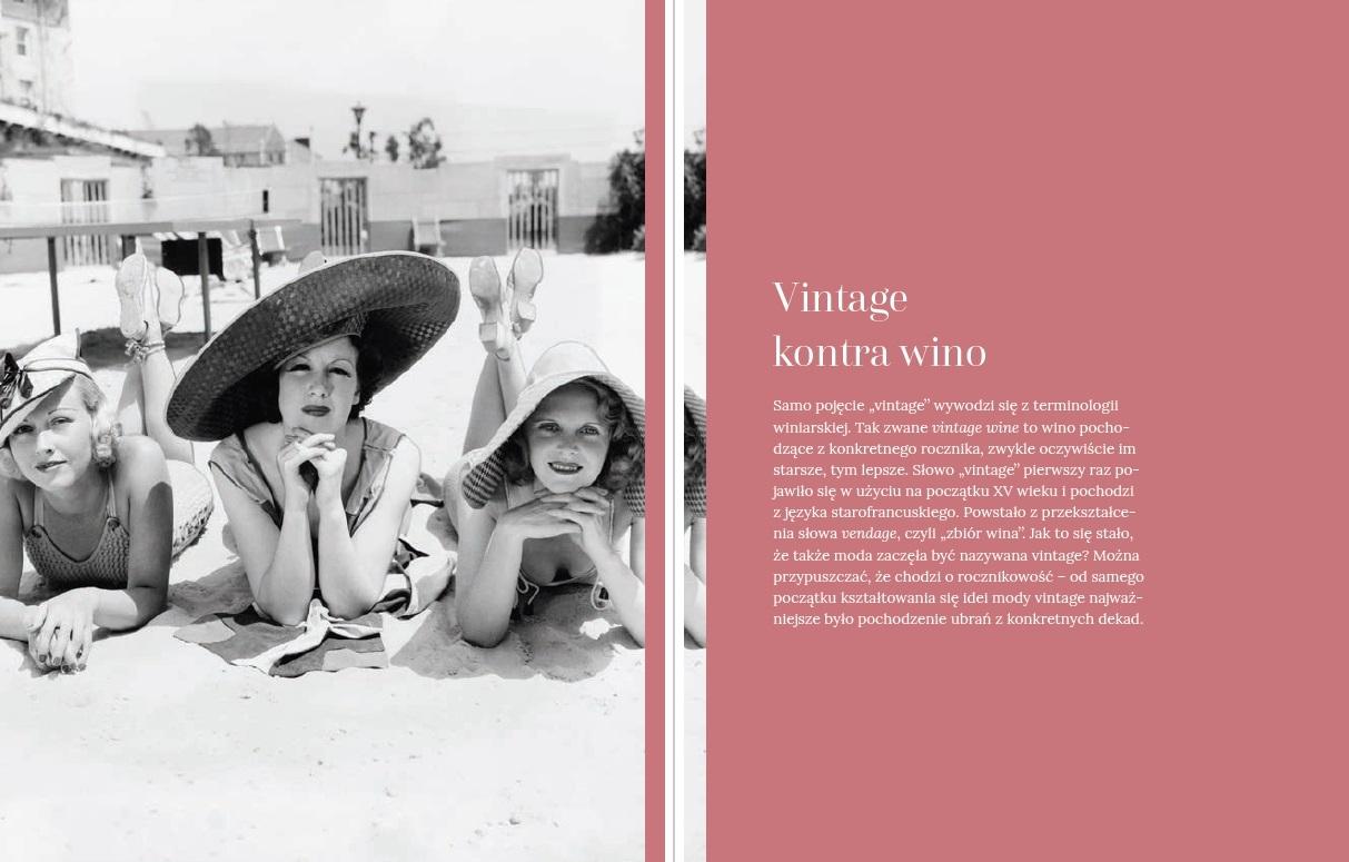 Moda Vintage Zawadzka Aleksandra