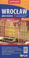 Plan miasta - Wrocław 1:22 000 praca zbiorowa