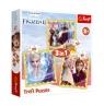 Puzzle 3w1 Frozen 2: Moc Anny i Elsy (34847)